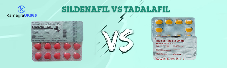 Sildenafil Vs. Taladalfil - Which Is Better?