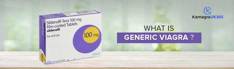 What is Generic Viagra?